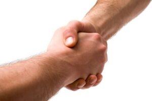Flirtfase 3 - contact maken