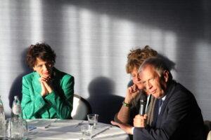 Talkshow host Saskia Paulissen